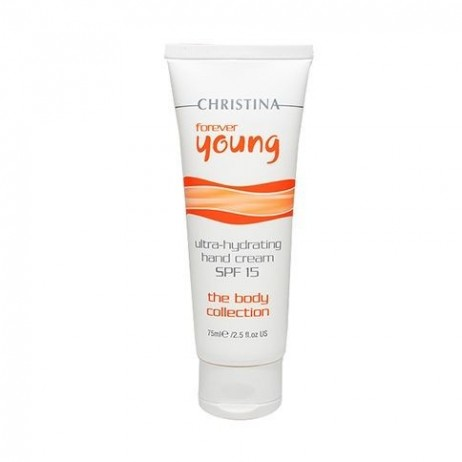 Forever Young Ultra-Hydrating Hand Cream SPF 15