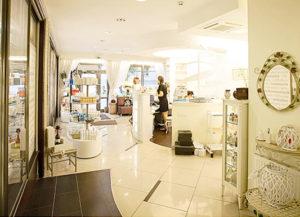 Kosmetologe Vilniuje