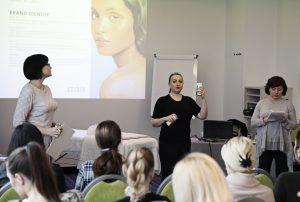 Kosmetologijos mokymai